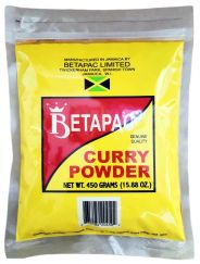 Betapac Curry Powder (15.88 oz) 450g