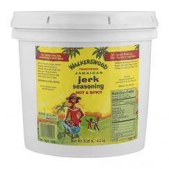 Walkerswood Traditional Jamaican Jerk Seasoning (Hot & Spicy) - 4.2kg