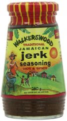 Walkerswood Traditional Jamaican Jerk Seasoning (Hot & Spicy) 280g