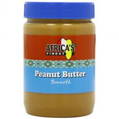 Africa's Finest Peanut Butter Smooth 1KG