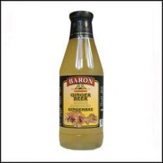 Baron Ginger Beer Concentrate 750ml