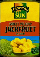 Tropical Sun Sweet Yellow Jackfruit in Syrup 560g