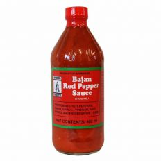 Windmill Products Bajan Red Pepper Sauce 480ml