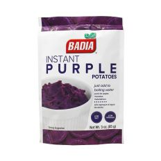 Badia Instant Purple Potatoes (3 oz) 85g