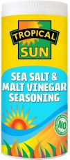 Tropical Sun Sea Salt & Malt Vinegar Seasoning 100g