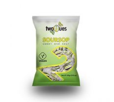 TwoHues Soursop (Sweet and Sour) 100g