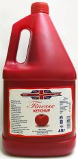 UKAY Finesse Tomato Ketchup 4 Ltr