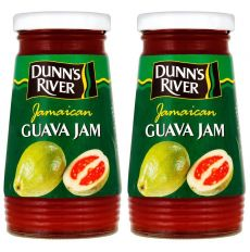 Dunn's River Jamaican Guava Jam 340g (Pack of 2)