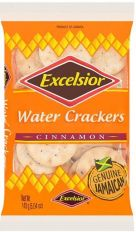 Excelsior Water Crackers Cinnamon 143g (5.04oz)