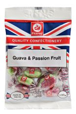 Fitzroy Guava & Passion Fruit Sweets 100g