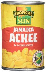 Tropical Sun Jamaican Ackee( In Salted Water) -  280g