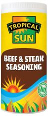 Tropical Sun Beef & Steak Seasoning 100g
