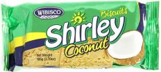 Wibisco Shirley Coconut-Coco Biscuits 105g