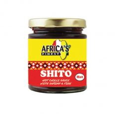 Africa's Finest Shito Hot 160g